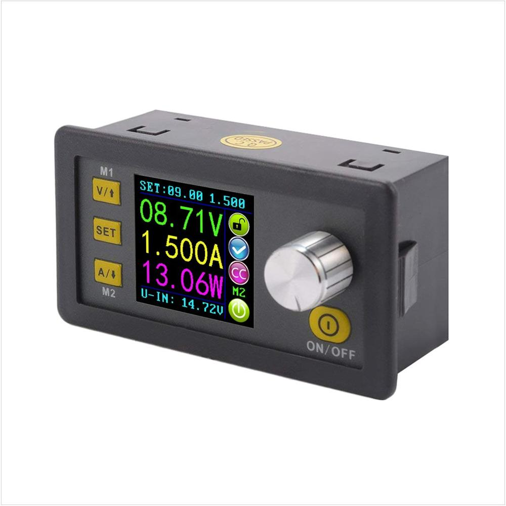 DPS3003 DPS3012 Constant Voltage Current Step-down Programmable Power Supply Module Buck Voltage Converter LCD Voltmeter 32V