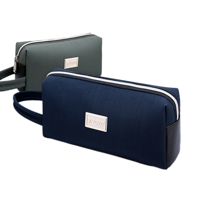 Golf Bags Unisex Golf Pouch Bag Handbag Waterproof Golf Balls Men Bag Carrying Multi-functional Smart Phone Handbag