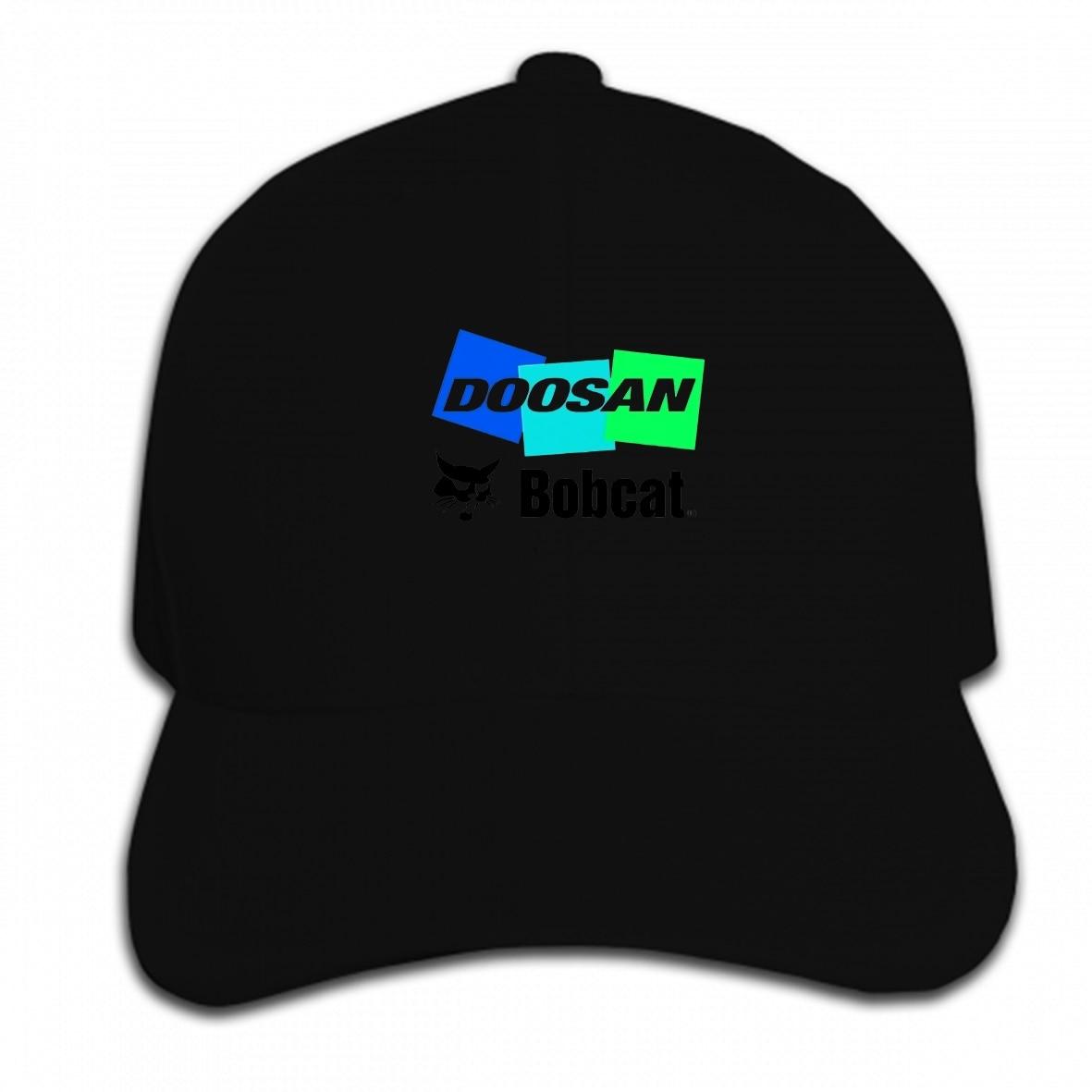 Print Custom Baseball Cap  Doosan Logo Funny  Hat Peaked Cap