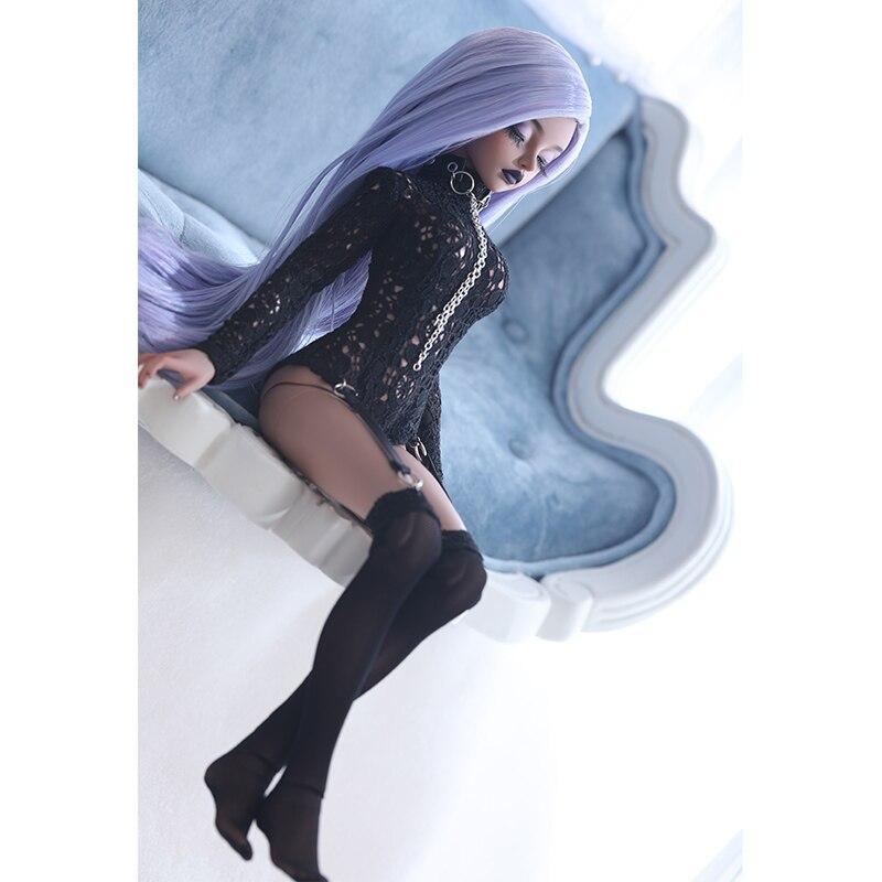 Ограниченная кукла 1/4 BJD, кукла Shin MSD, полимерные игрушки для девочек, шарнирная кукла minifeee dollfairyla, подарок, Прямая поставка 2021 4