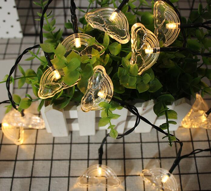 1.2m 10led Led String Light New Light  Lamp INS Decorative Light