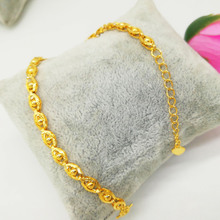 Indian Jewelry Exquisite Hollow Love Small Beads Female Bracelet Fashion Simple Urban Popular Style