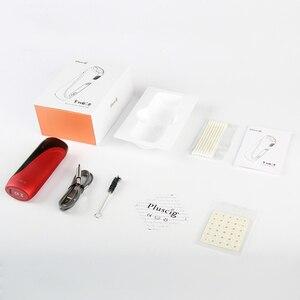 Image 5 - SMY Pluscig P3 THE:Z palo de calefacción 2150mAh calor no quemador vaporizador seco tabaco cigarrillo kit para iQOS stick cartuchos de tabaco