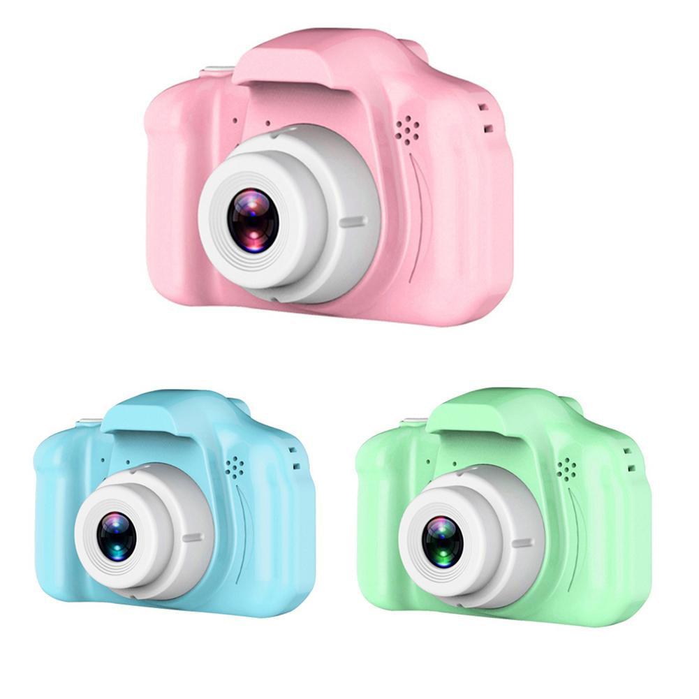 Children's Camera Toy Waterproof 1080P HD Screen Camera Video Toy 8 Million Pixel Kids Cartoon Camera Outdoor Photography Kids