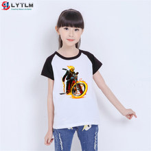 LYTLM Ghost Rider Kostüm Nicolas Käfig T-shirt Marvel T Shirt Kinder Superhero Hemd Jungen Vintage Cartoon T Shirts Comic Kleidung(China)