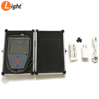 Handheld mini FTTH S310N OTDR 4 in 1with Optical power meter +Red light source + stable light source Multifunction Fiber