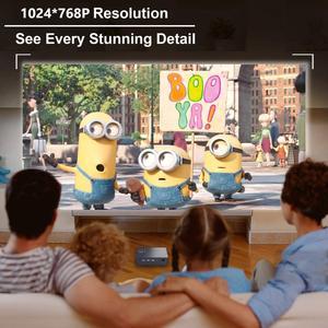 Image 3 - WZATCO S5 Di Động MINI DLP 3D Máy Chiếu 4K 5G WIFI Thông Minh Android Cho Rạp Hát Tại Nhà Máy Cân Bằng Laser 1 Full HD video 1080P LAsEr Proyector