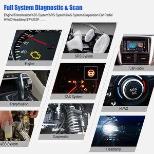 Image 2 - Foxwell NT624 Elite OBD2 Volledige System Diagnostic Tool Abs Srs Sas Olie Epb Servic Reset ODB2 OBD2 Automotive Scanner Gratis update