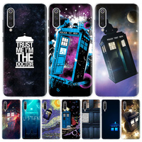 Tardis Box Doctor Who custodia per telefono per Xiaomi Redmi Note 10 9 9S 8 8T 7 9A 9C 8A 7 7A 6A S2 K20 K30 Pro Fashion Cover Capa