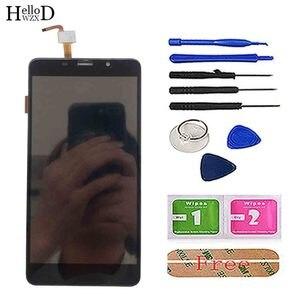 Image 2 - โทรศัพท์มือถือจอแสดงผล LCD สำหรับ Leagoo M8 จอแสดงผล LCD Touch Screen Digitizer สำหรับ Leagoo M8 Pro Lcd Sensor เปลี่ยนเครื่องมือ
