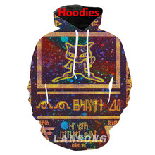 retro pokemon card 3d print hoody/tee shirts/sweatshirts/hoodies/pants men harajuku funny cool tee streetwear hip hop pullover(China)