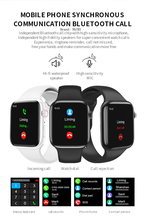 цена на Bluetooth Call Smart Watch ECG Heart Rate Monitor W88 Smartwatch for Android IOS Women Men