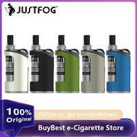 E-cigarrillo JustFog compacto 14 Kit 1500mah Vape Kits de iniciación con 1,8 ml de Clearomizer del JustFog Q16 E cigarrillo Vape/Vinci X