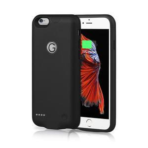 Image 2 - 3000mAh pil kutusu pil şarj için iPhone 6/ 6s artı güç bankası iPhone 6 için şarj durumda/6s artı pil şarj cihazı kapağı.