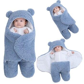 gigoteuse ourson sac de couchage bébé polaire
