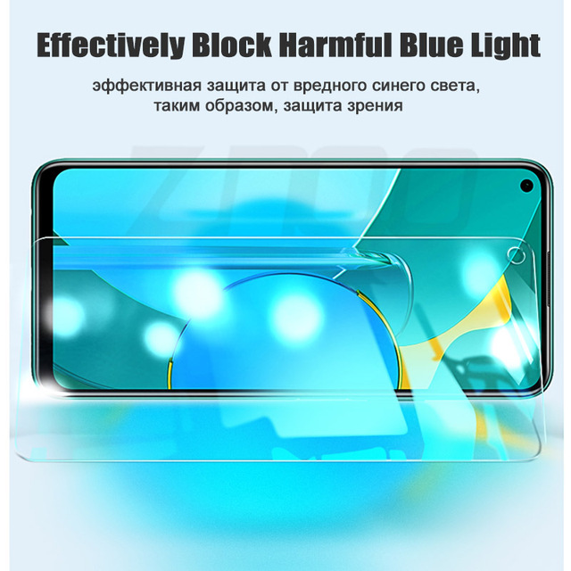 3Pcs Tempered Glass For Huawei Honor 30 30S 20 Pro Screen Protector For Huawei Honor View 30 Pro 10i 20s Lite Protective Glass 3