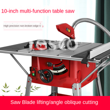 Table saw multifunctional woodworking saw table sliding table saw power tool hlq8 50s 75s airtac sliding table cylinder
