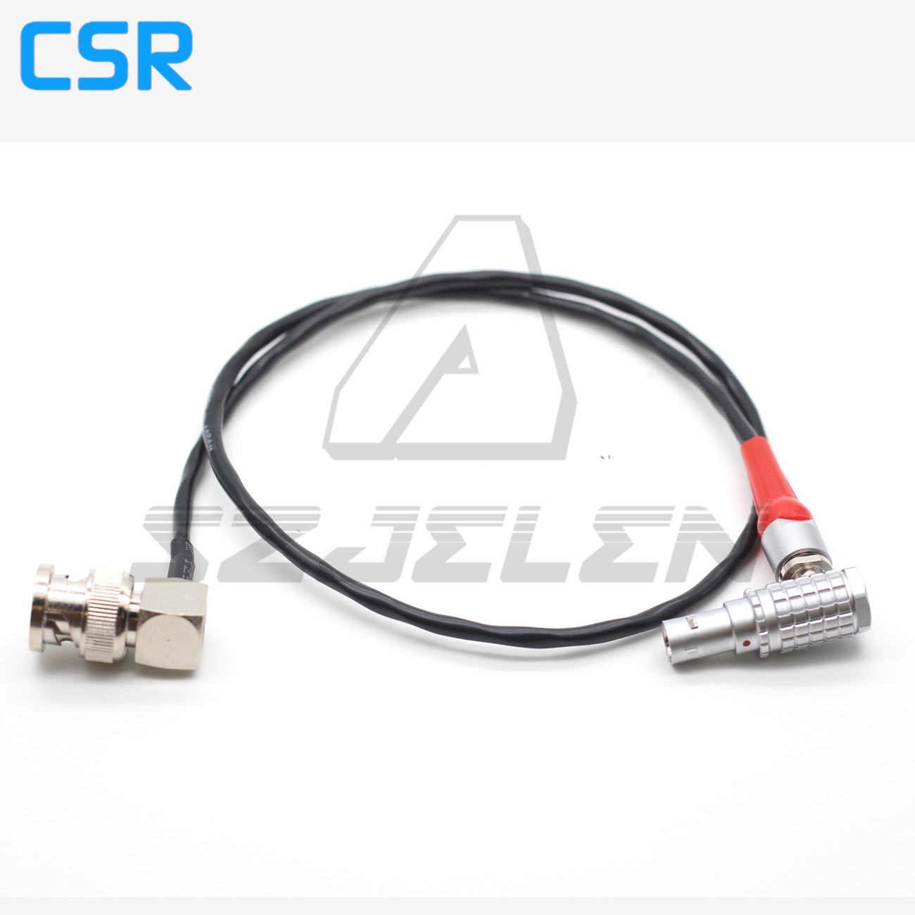 connector 0B 5pin to BNC  for TENTACLE SYNC Timecode  zoom f4/f8 BNC