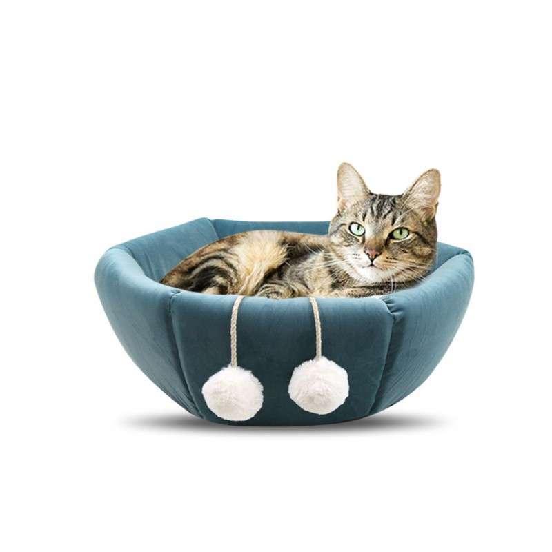 Dog House  Washable House Pet Bed Dog Bed Cat Beds & Mats House Sleeping Sofa Bed Removable Cushion  For Dog Cat Nest CM