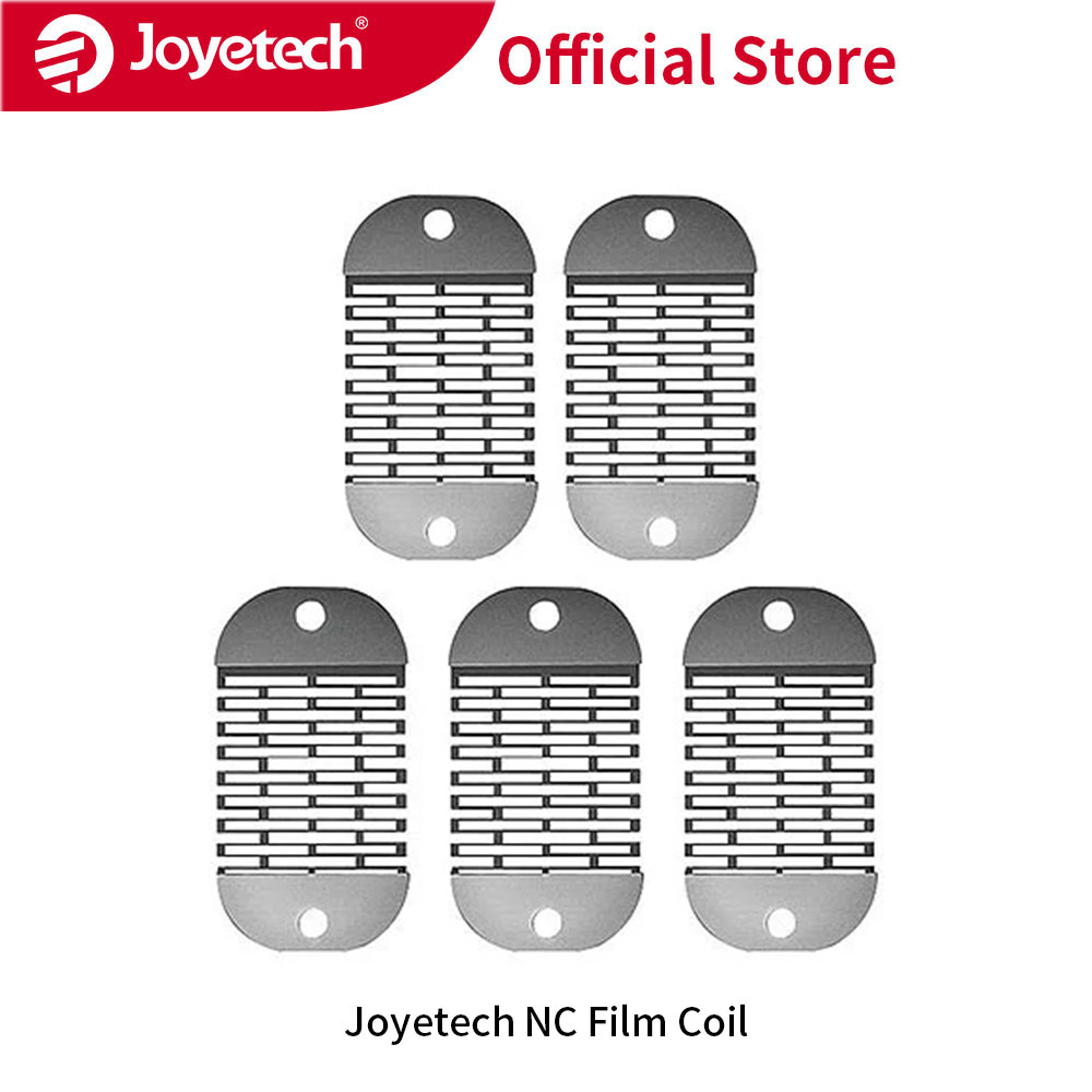 Original Joyetech NCFilm Heater For T80 Kit Cubis Max Atomizer Head Electronic Cigarette Cores IN STOCK!