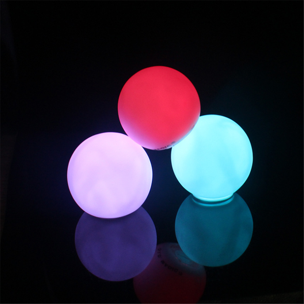 Led Night Light Print Moon Lamp