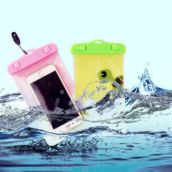 1014 Sub-Sea Животное мультфильм водонепроницаемый чехол для телефона клапан тип ПВХ Дайвинг дрейфующий пляж сенсорный экран фотографический