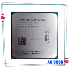 A6-9500 AMD A6 9500 A6 9500B 3.5 GHz processore CPU Dual-Core Socket Socket presa AM4