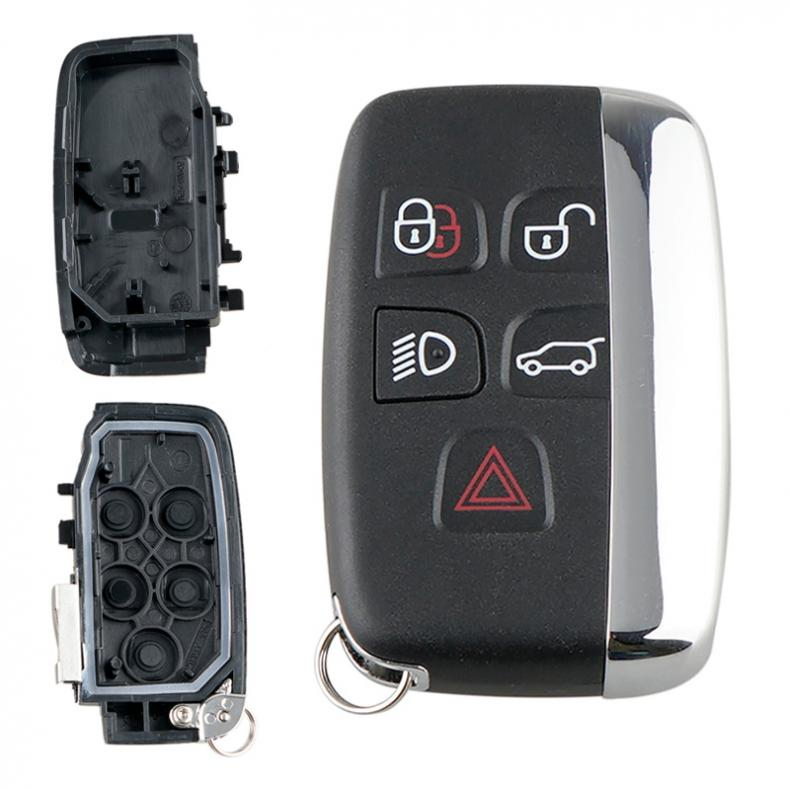 New Replacement Key Shell fit for LAND ROVER Smart Remote Key Case Fob 2 Button