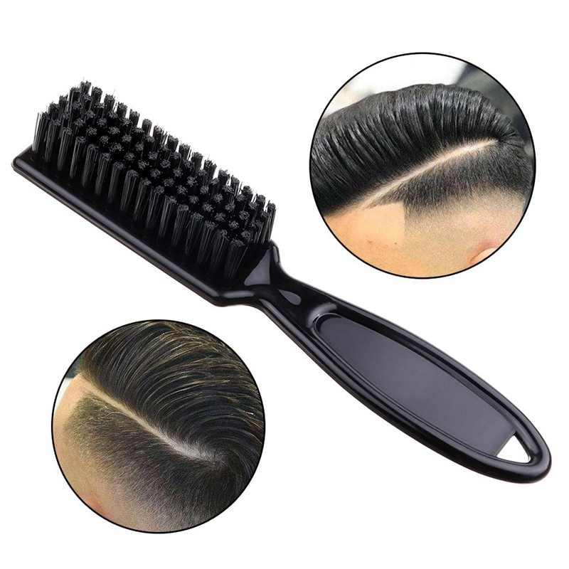 Profesjonalne poręczne narzędzia mężczyźni kobiety grzebień nożyczki szczotka do czyszczenia Salon Hair Sweep narzędzie fryzjerskie akcesoria do stylizacji włosów