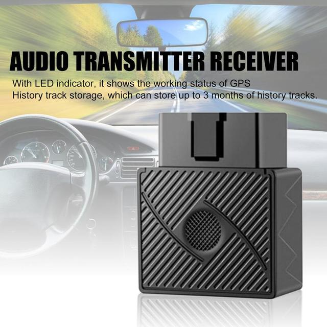 Obd / Obd2 Gsm Car Gps Tracker Gprs Lbs / Gps Position Tracking Locator Real Time Tracking Geo -Fence Overspeed Alarm 6
