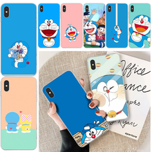 Viviana Anime Doraemon Customer High Quality Phone Case For iphone 6 6s plus 7 8 plus X XS XR XS MAX 11 11 pro 11 Pro Max Cover byloving gintama anime customer high quality phone case for iphone 6 6s plus 7 8 plus x xs xr xs max 11 11 pro 11 pro max cover