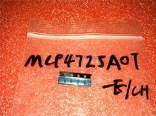 20 pçs/lote MCP4725A1T E/ch = MCP4725A0T E/ch mcp4725a1t mcp4725 4725 sot 23 6 em estoque
