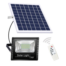 94led Solar Light Garden Street Lamp Foco Led Exterior Outdoor Waterproof Remote Control IP67