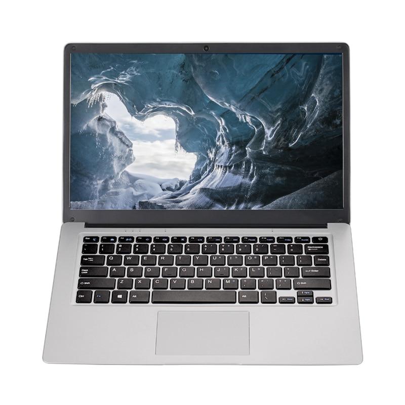 CARBAYTA 14.1 Inch For Intel N3050 Quad-core Laptop 4GB RAM 64GB EMMC 128GB 256GB SATA SSD Light Thin Notebook Office Study