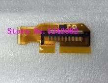 Yeni 7D için kart yuvası canon 7D CF hafıza kartı yuvası tutma tutucu kurulu PCB ünitesi slr Kamera tamir parçaları