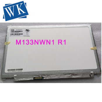 "13.3"" inch LED screen M133NWN1 R1 LCD DISPLAY SCREEN WXGA HD LED For Asus Zenbook UX32A Laptop matrix"
