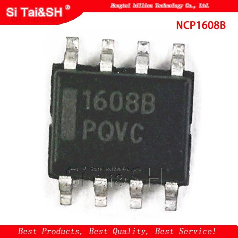1pcs/lot   1608B NCP1608B  SOP-8
