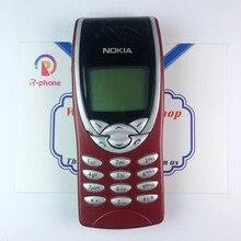 NOKIA 8210 оригинальный Восстановленный мобильный телефон GSM 900/1800 разблокированный Оптом Розничная продажа старый телефон разблокированный