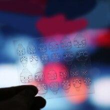 Glue-Sticker Nail-Art 899 10pcs Adhesive-Tape Manicure-Gel Acrylic False Fake CIN6 Double-Sided