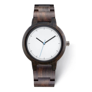 Image 3 - 2020 Private Label Fashion Eco friendly Custom Logo Luxury Black Copper Dial Woman Wood Walnut Watch for Lady