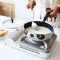 Сковорода в японском стиле  сковорода с антипригарным покрытием в виде панды  20см24см26см