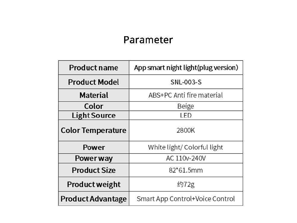Wifi smart night light4