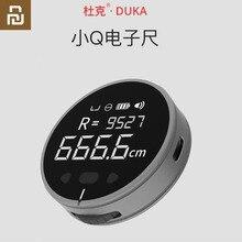 Youpin DUKA(Atuman) Little Q อิเล็กทรอนิกส์เทป HD หน้าจอ LCD ยาวสแตนด์บายชาร์จไม้บรรทัดจาก Youpin