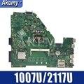 Akemy X550CC материнская плата для ноутбука ASUS X550CA X550CL R510C Y581C X550C A550C оригинальная материнская плата 0GB-RAM 1007U/2117U CPU