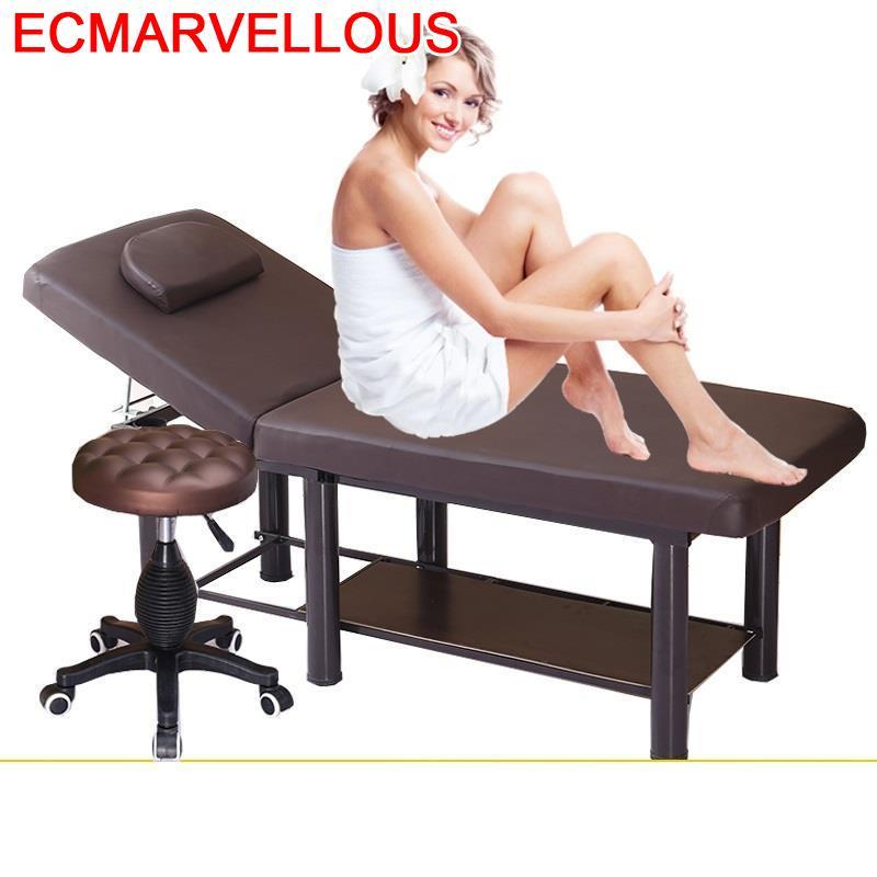 Massaggio Foldable Tattoo Cama Cadeira De Massagem Tafel Beauty Mueble Camilla Masaje Plegable Table Salon Chair Massage Bed