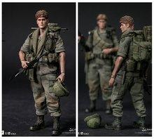 Масштаб 1/12 карманная элитная Серия армия 25 е пехотное подразделение