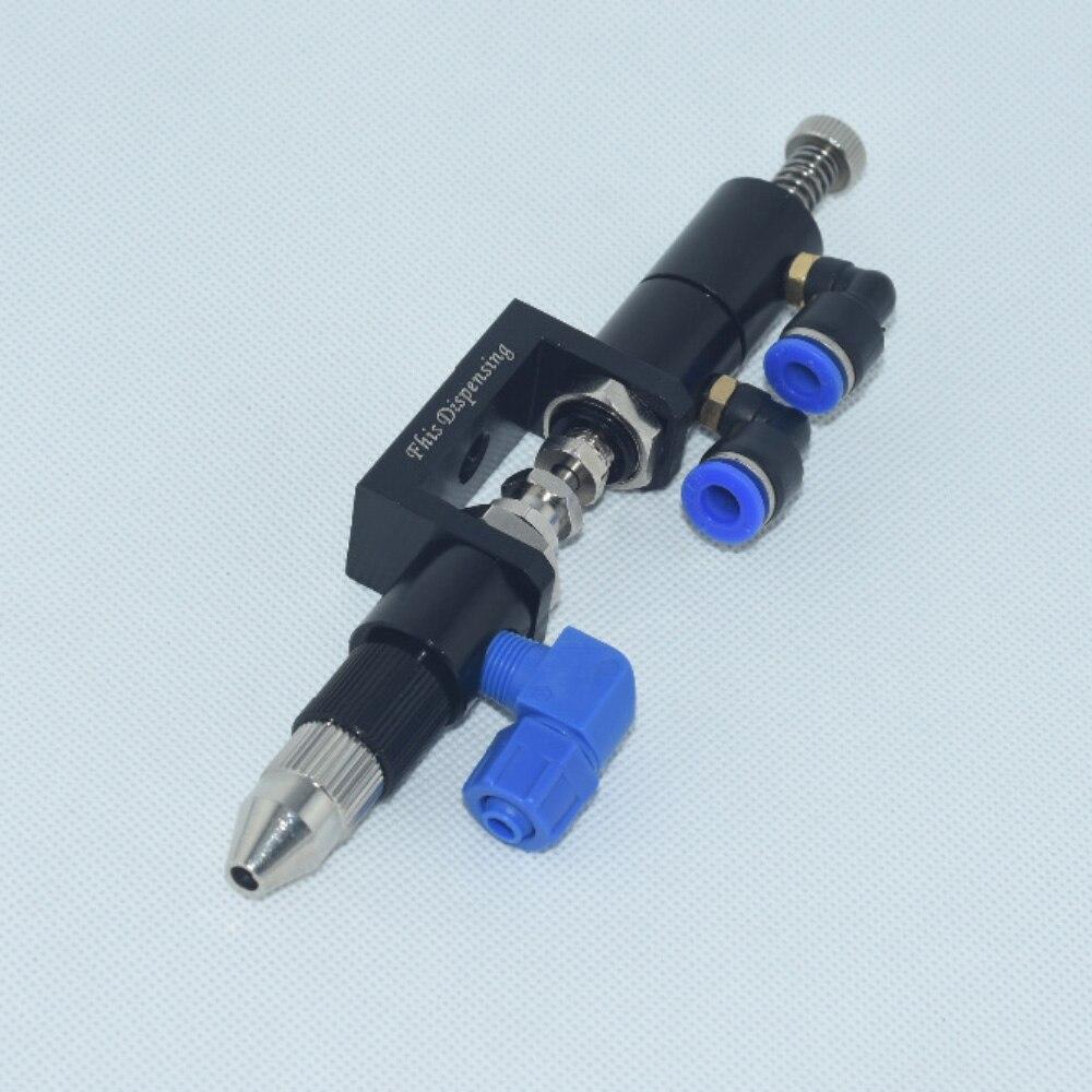 Valvola di erogazione del liquido singola a perno superiore a doppia - Utensili elettrici - Fotografia 5