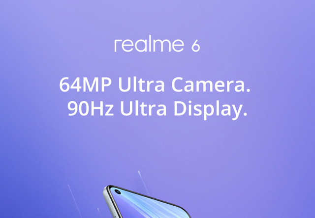 realme 6 1