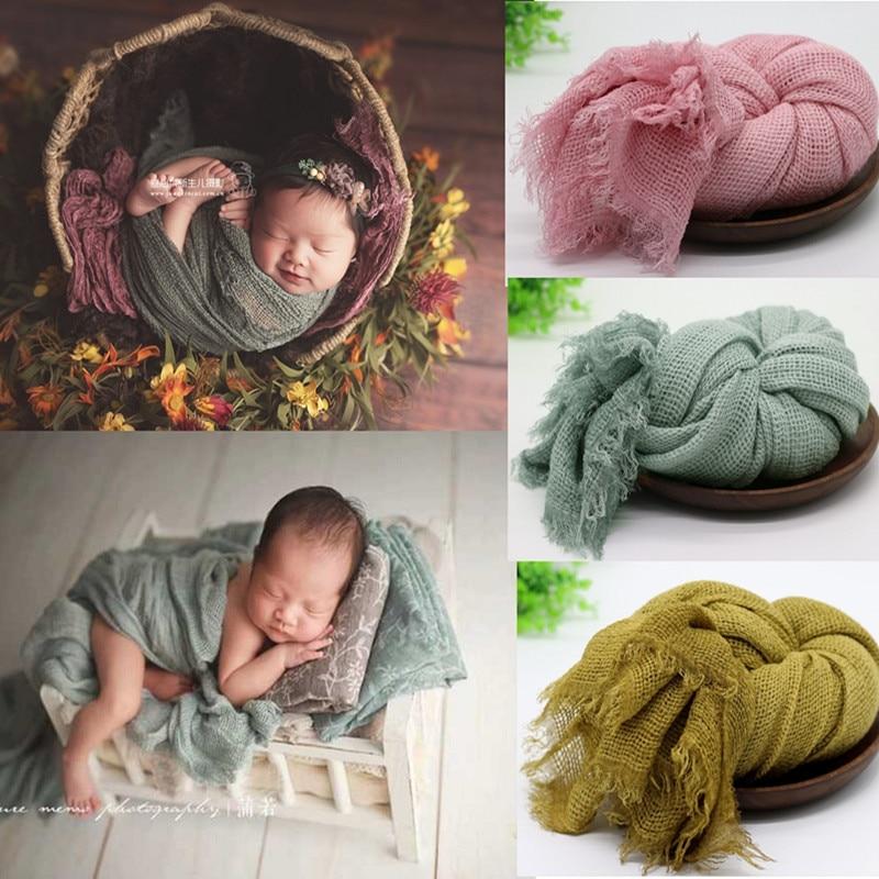 newborn fotografia aderecos cobertor recem nascido foto shoot foto pano de fundo cobertor envoltorio swaddling