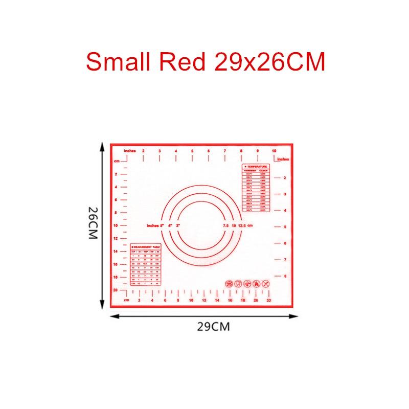 Red 29x26cm